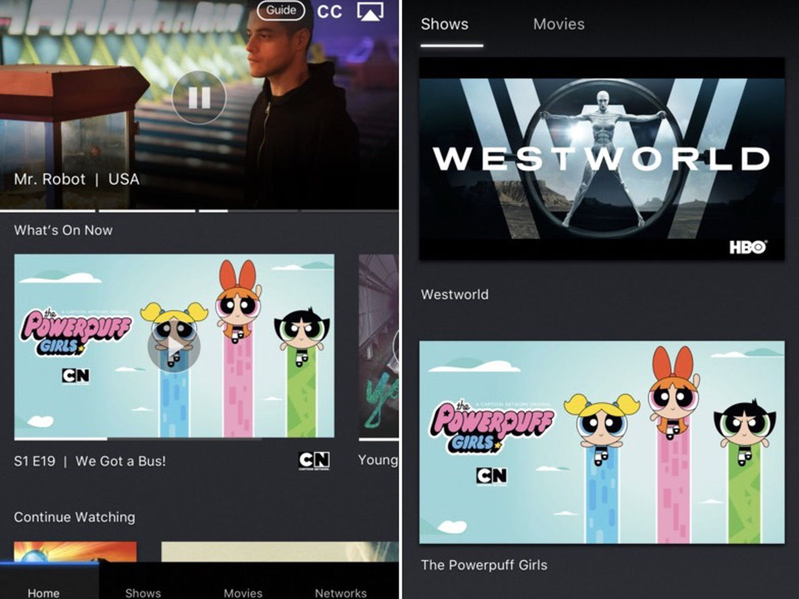 directv now launches on the ios and apple tv macrumors resume watching launch cartel film Resume Directv Resume Watching