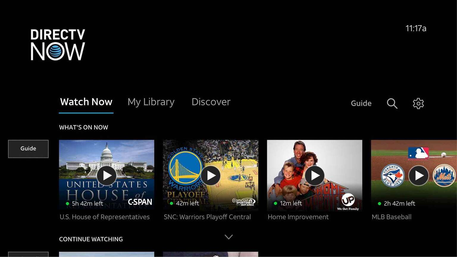 do directv now plus compare to current plans the streamable resume watching mainimage Resume Directv Resume Watching