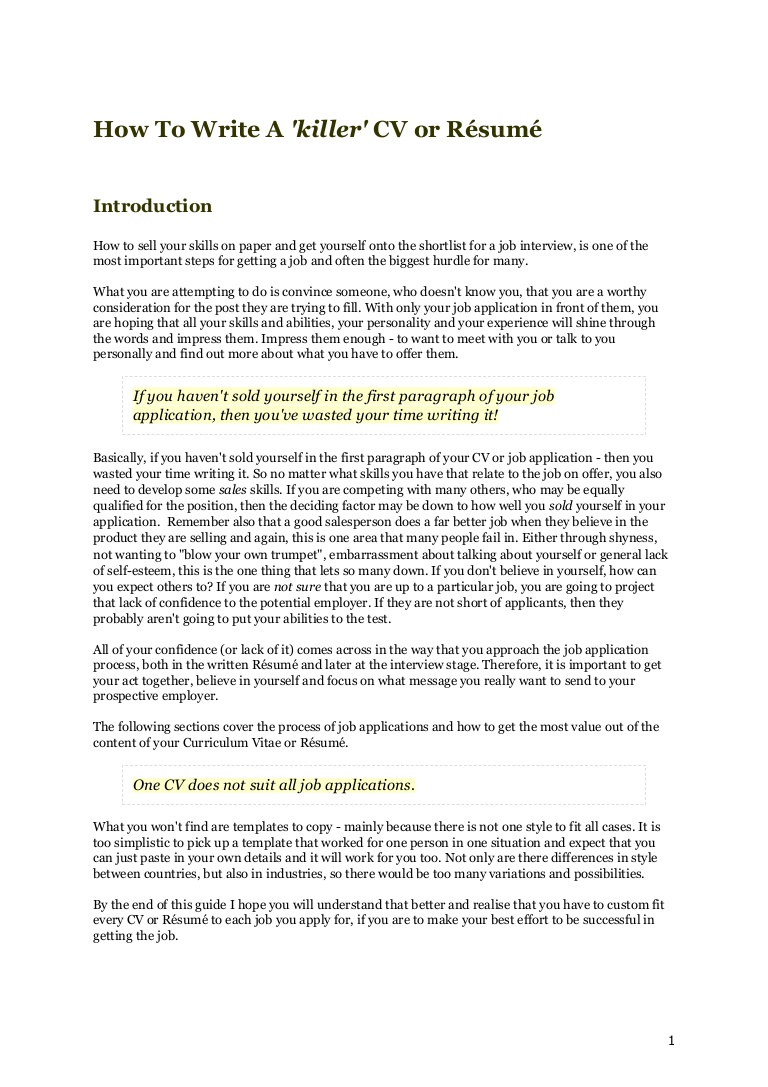 do you write about yourself on resume the top words to use your cv for Resume About Yourself For Resume