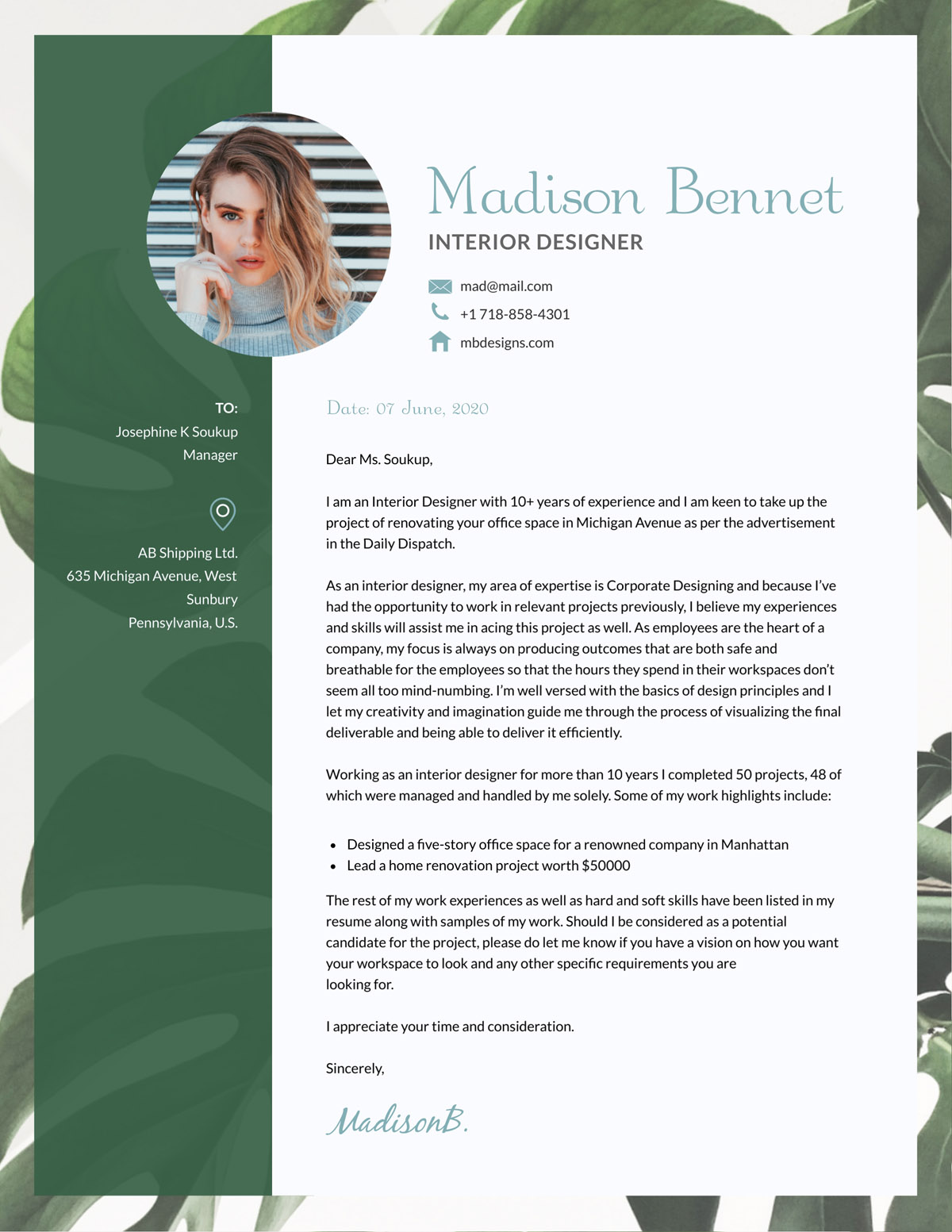 effective cover letter templates you can customize and interior design resume Resume Interior Design Resume Cover Letter