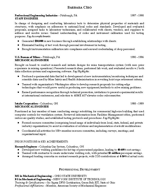 engineering sample resumes resume objective templates for technical subject line email Resume Objective For Technical Resume
