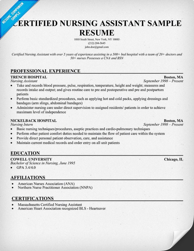entry example free level resume cna sample professional templates for mechanical Resume Entry Level Cna Resume Sample