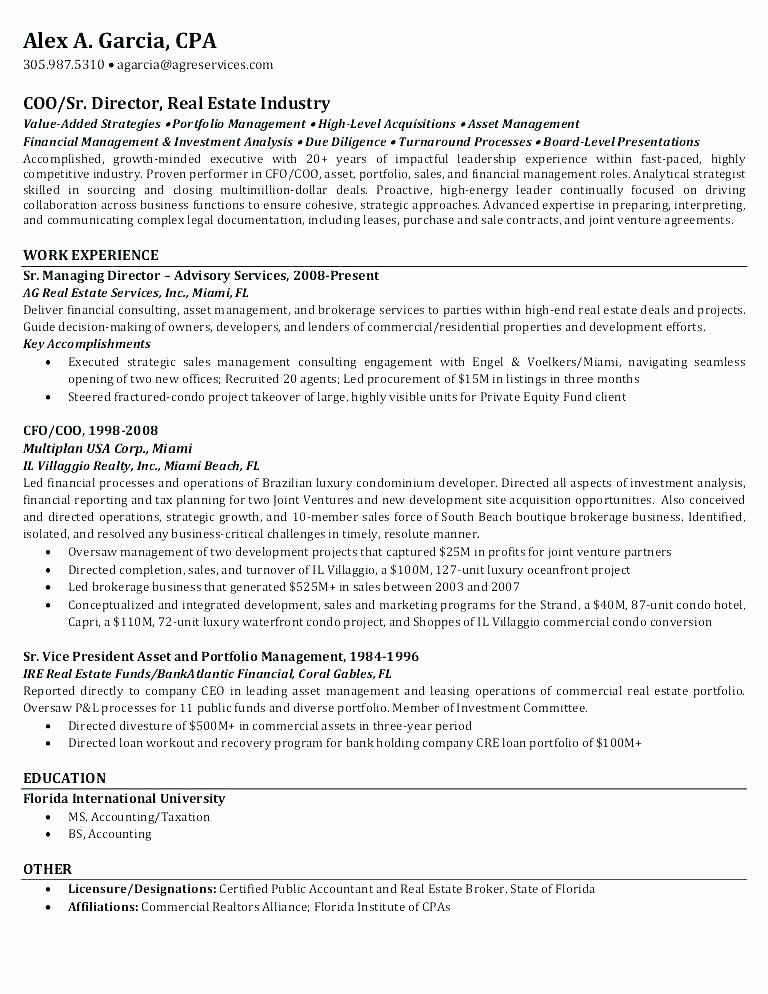 entry level estate agent resume unique resumes samples examples job investment banking Resume Real Estate Investment Banking Resume