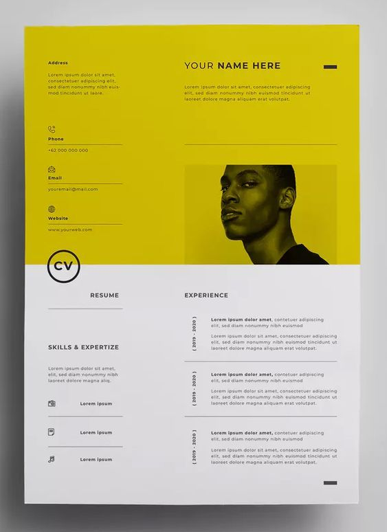 Épinglé sur best resume designs graphic design revenue manager examples commercial Resume Graphic Design Resume 2019