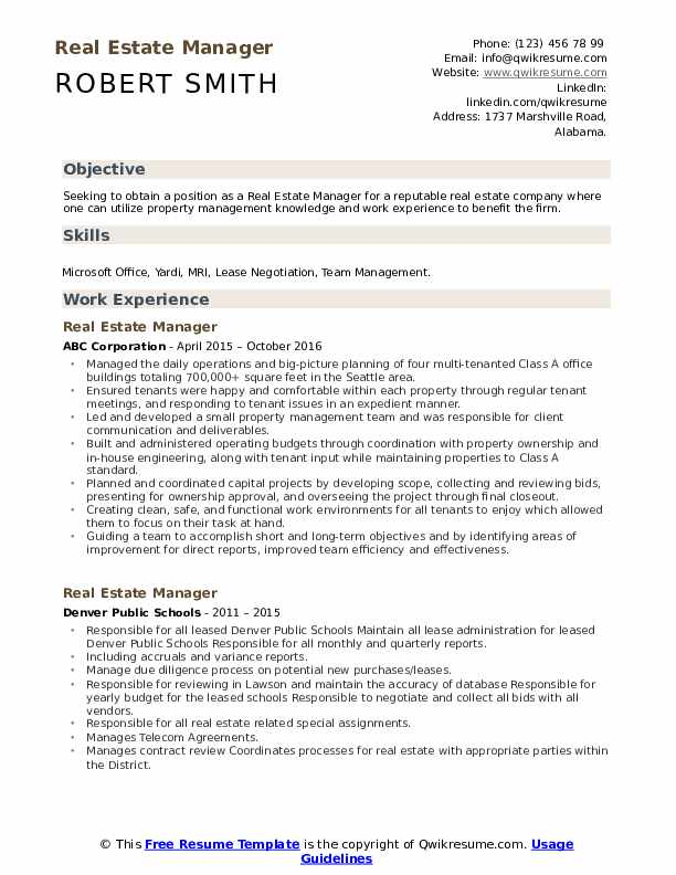estate manager resume samples qwikresume property sample pdf for childcare positions high Resume Property Manager Resume Sample