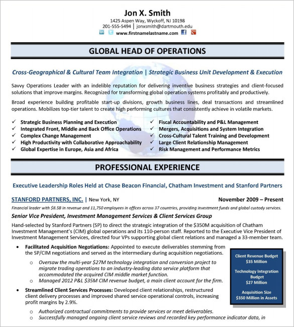 executive resume template word mt home arts free templates security guard summary for Resume Executive Resume Template 2019 Free