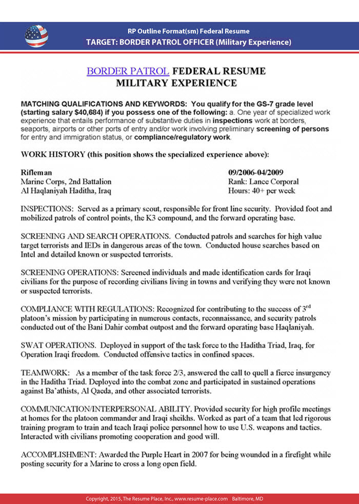 federal resume samples place from usajobs sample 5x4 truck driver skills problem solving Resume Download Resume From Usajobs