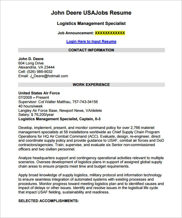 federal resume template word pdf free premium templates from usajobs us jobs hvac job Resume Download Resume From Usajobs