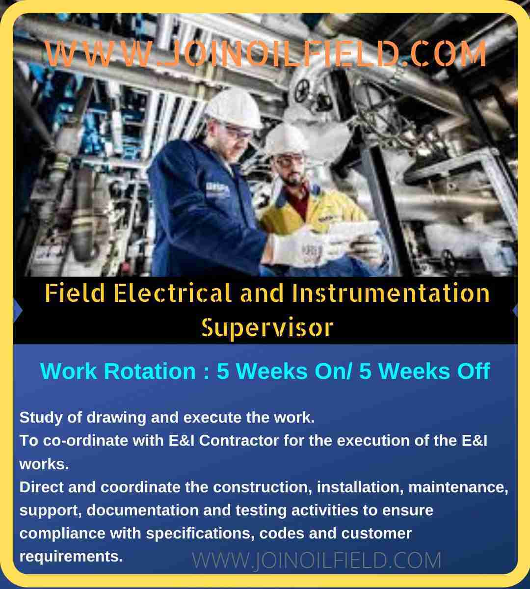 field electrical and instrumentation supervisor job join oilfield resume whatsapp image Resume Electrical And Instrumentation Supervisor Resume