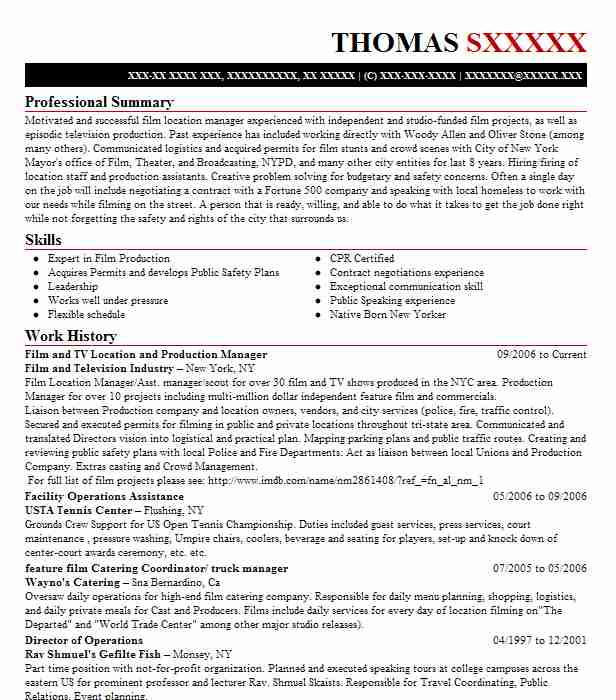 film production coordinator resume example nlwo ministries hollywood examples on canva Resume Production Coordinator Resume Examples
