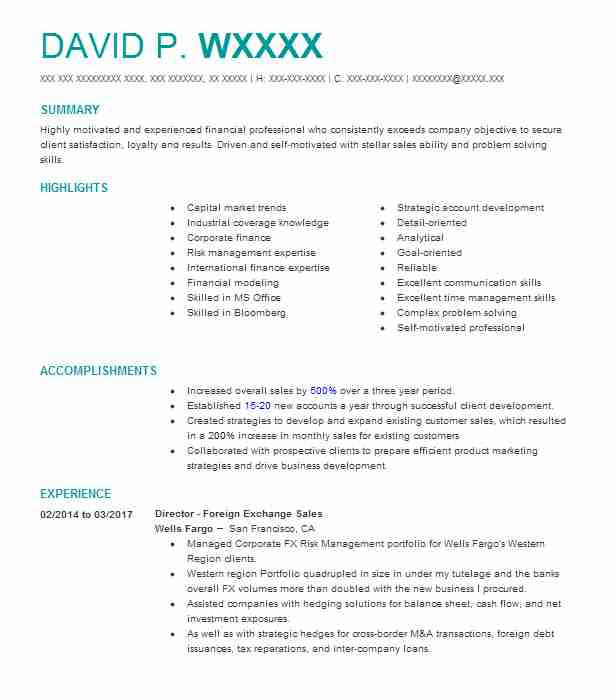 foreign exchange resume example currency services desktop support engineer sample need Resume Foreign Exchange Teller Resume