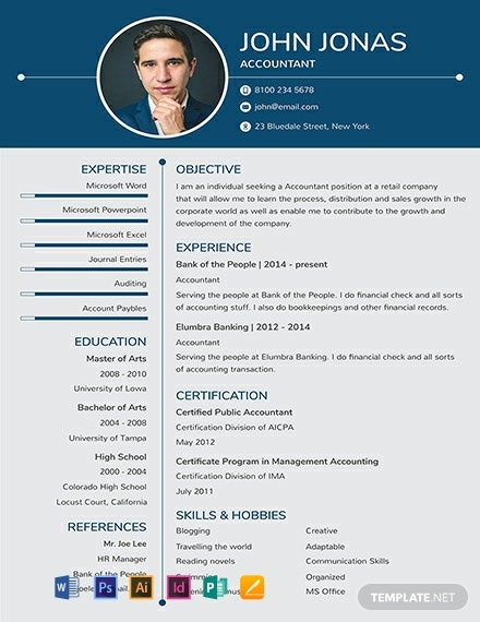 free one resume templates word indesign apple publisher illustrator template net banking Resume One Page Resume Template Word Free