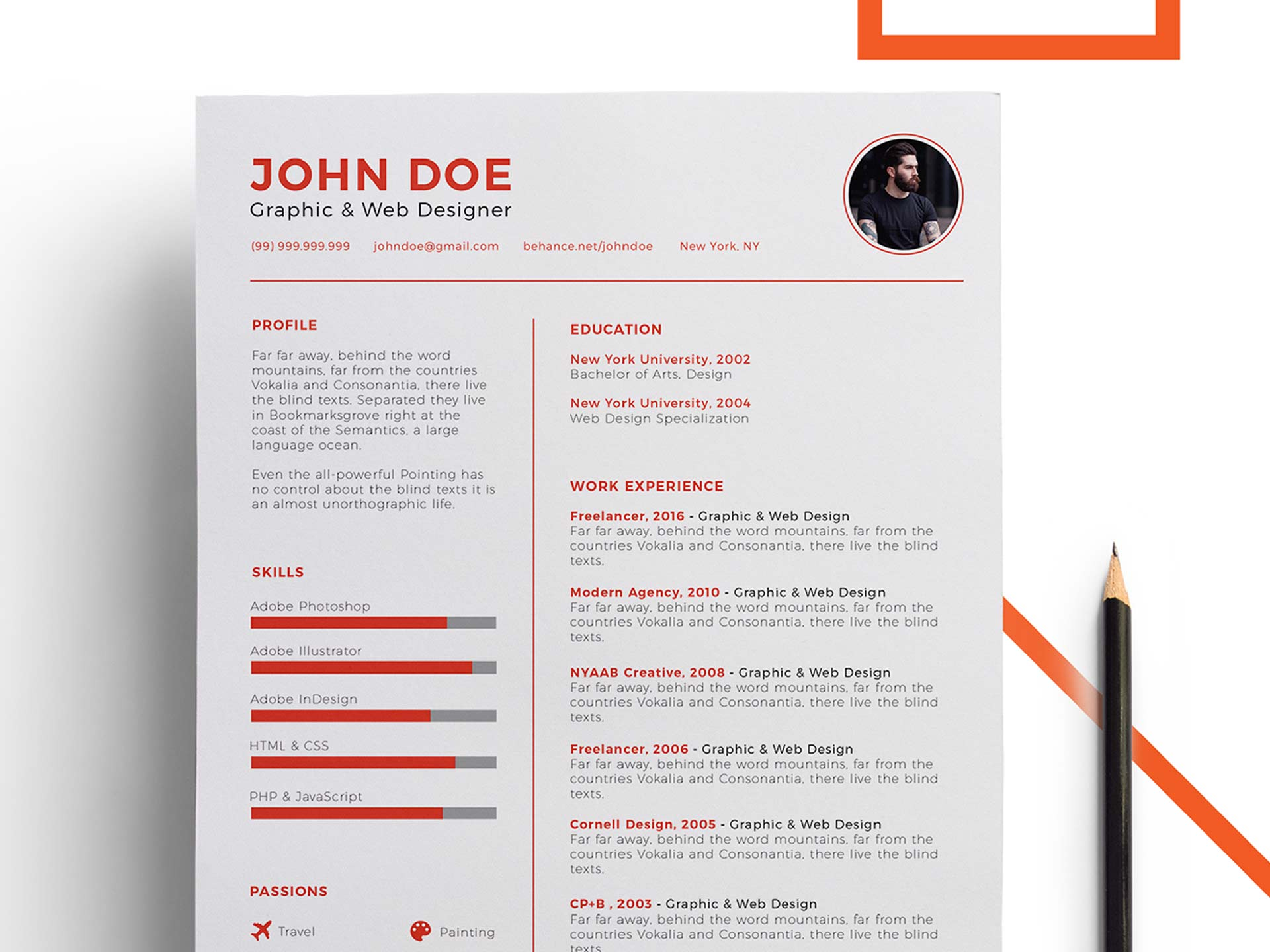 free point resume template resumekraft microsoft powerpoint templates ssis developer for Resume Microsoft Powerpoint Resume Templates