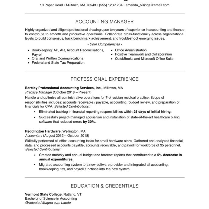 free professional resume examples and writing tips work experience 2063596res1 automotive Resume Resume Work Experience Examples