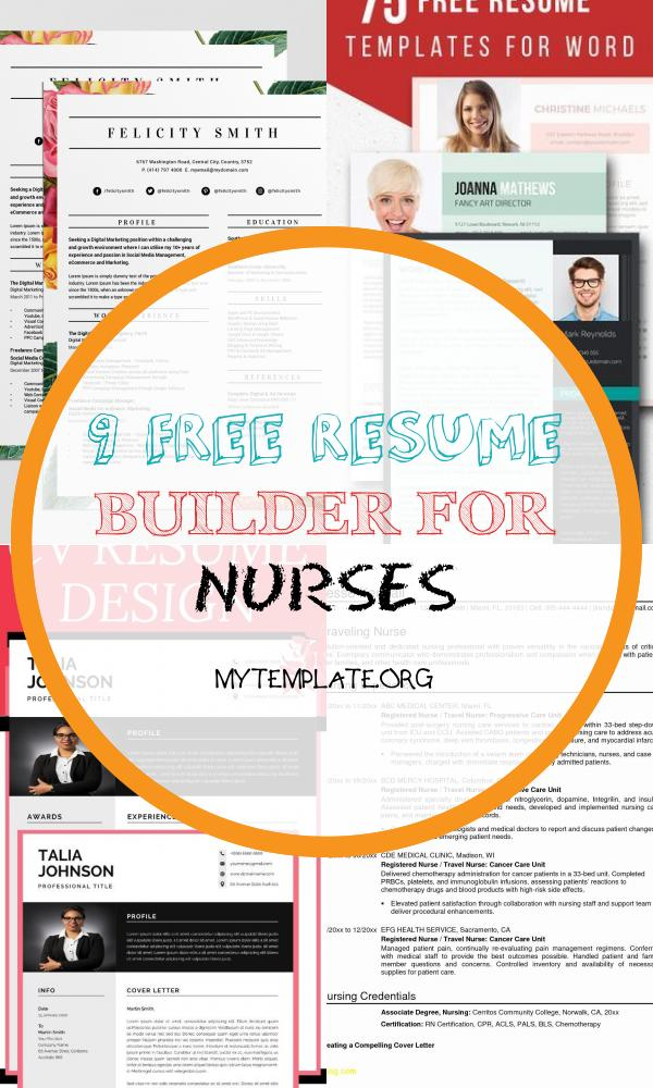 free resume builder for nurses templates reddit of best tips on to stand out easil pin Resume Free Resume Builder Reddit
