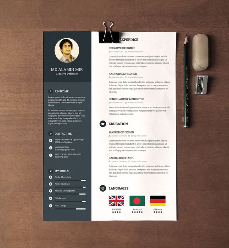 free resume cover letter template fribly design creative portfolio sqa sample peoplesoft Resume Resume Portfolio Template Free
