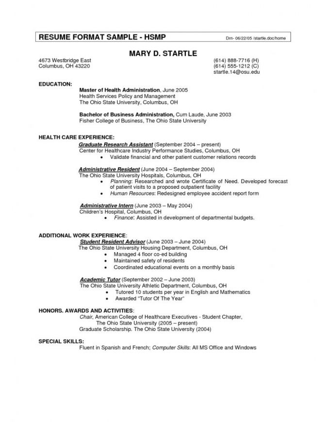 free resume templates examples template job samples functional sjvc optimal field Resume Canadian Resume Template Free