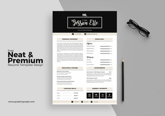 free resume templates for to now professional good titles special general construction Resume Professional Resume Templates 2018 Free Download