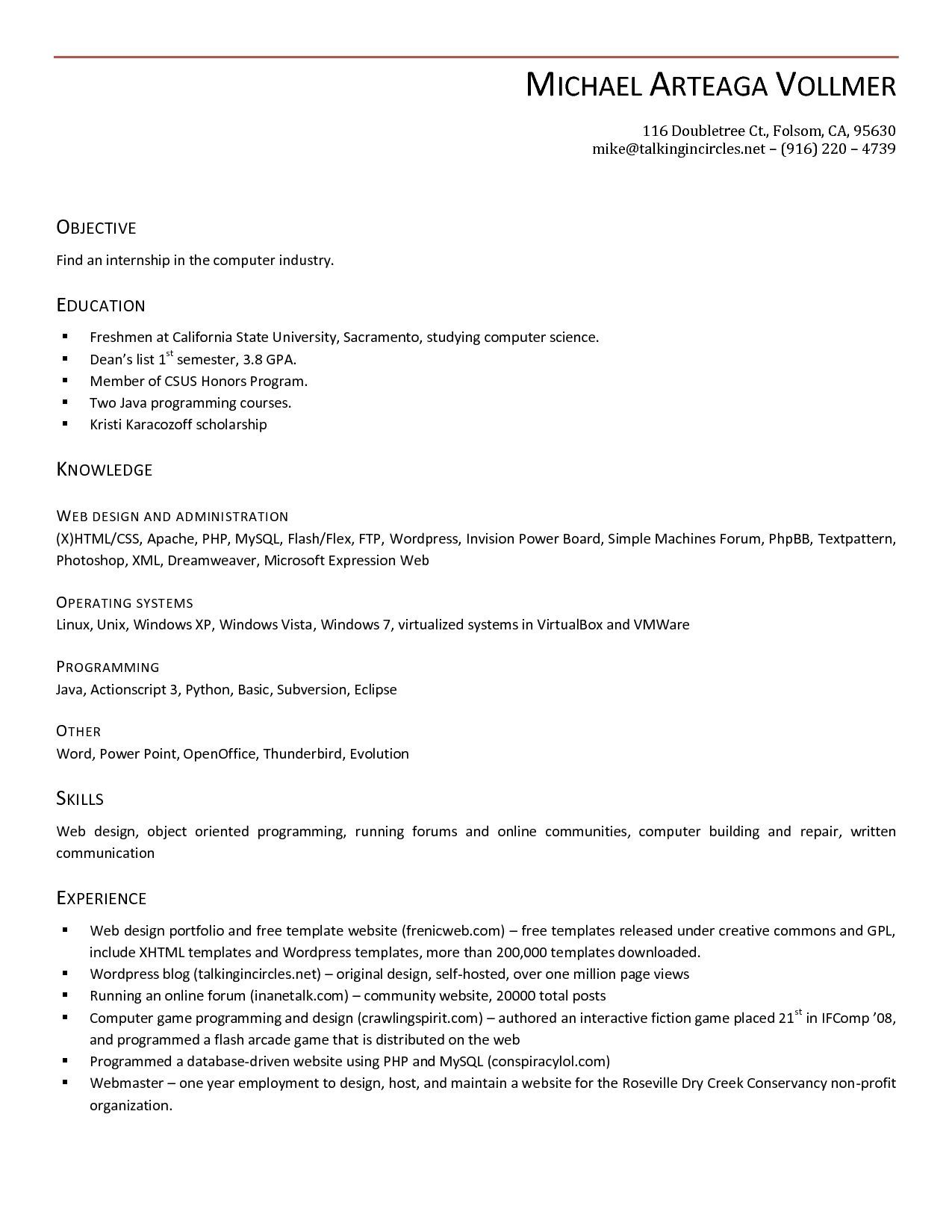 free resume templates windows cover letter for references professional summary hobbies Resume Windows 7 Resume Templates Free