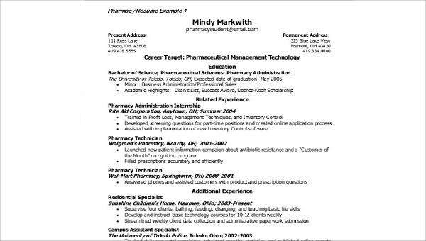 free sample pharmaceutical resume templates in ms word pdf objective format ideas Resume Pharmaceutical Resume Objective