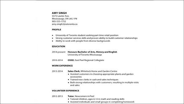 free sample resume for first job in ms word pdf format corporate templates open office Resume Resume Format For First Job