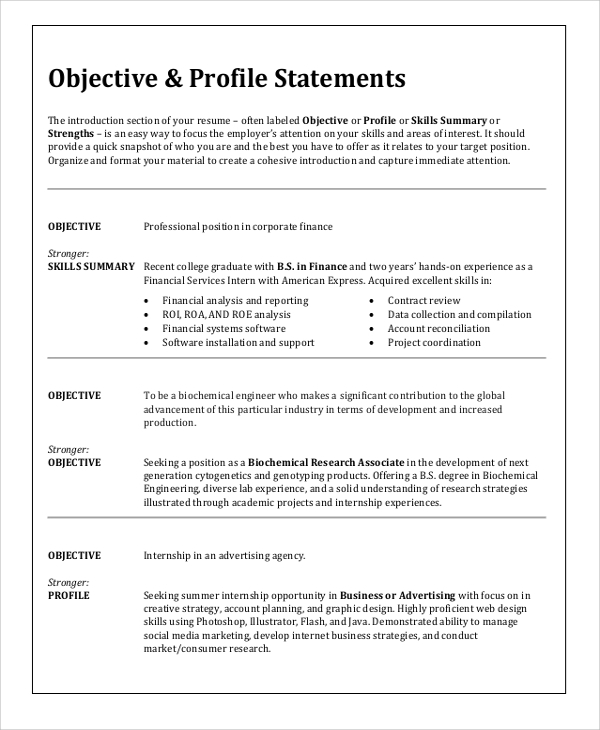 free sample resume objective templates in ms word pdf seeking position for any job Resume Resume Objective Seeking A Position
