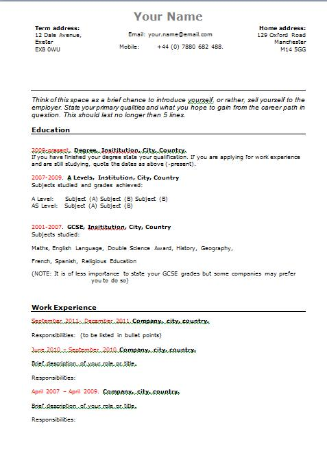 functional resume template student templates studentresume family and consumer science Resume Student Functional Resume