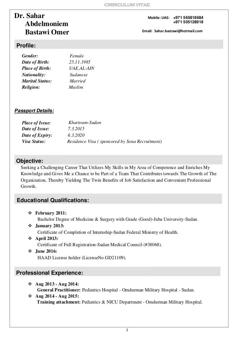 general practitioner cv hospital registration resume thumbnail data architect medical Resume Hospital Registration Resume