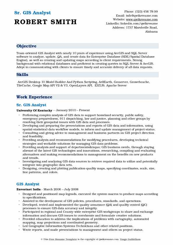 gis analyst resume samples qwikresume skills on pdf best format for executive assistant Resume Gis Analyst Skills On Resume