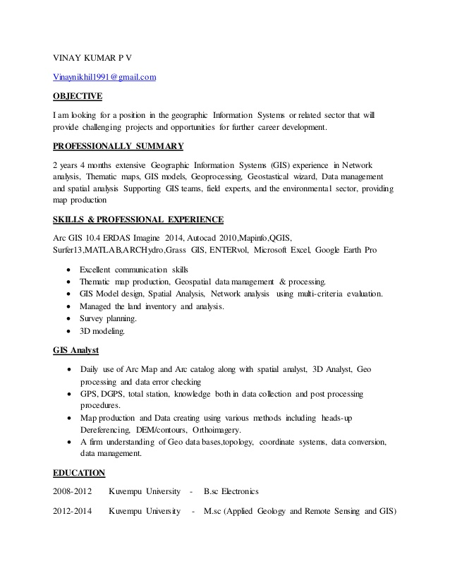 gis resume analyst skills on achievements for teenager job category federal builder Resume Gis Analyst Skills On Resume