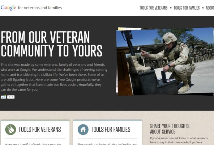 google launches website for military veterans and families resume builder cover sheet Resume Google Veterans Resume Builder