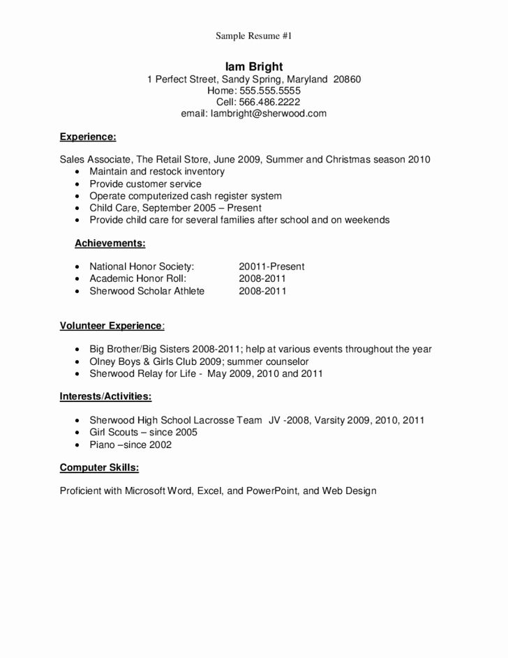 graduate school resume examples fresh sample for high free first job include on hospital Resume High School Graduate Job Resume
