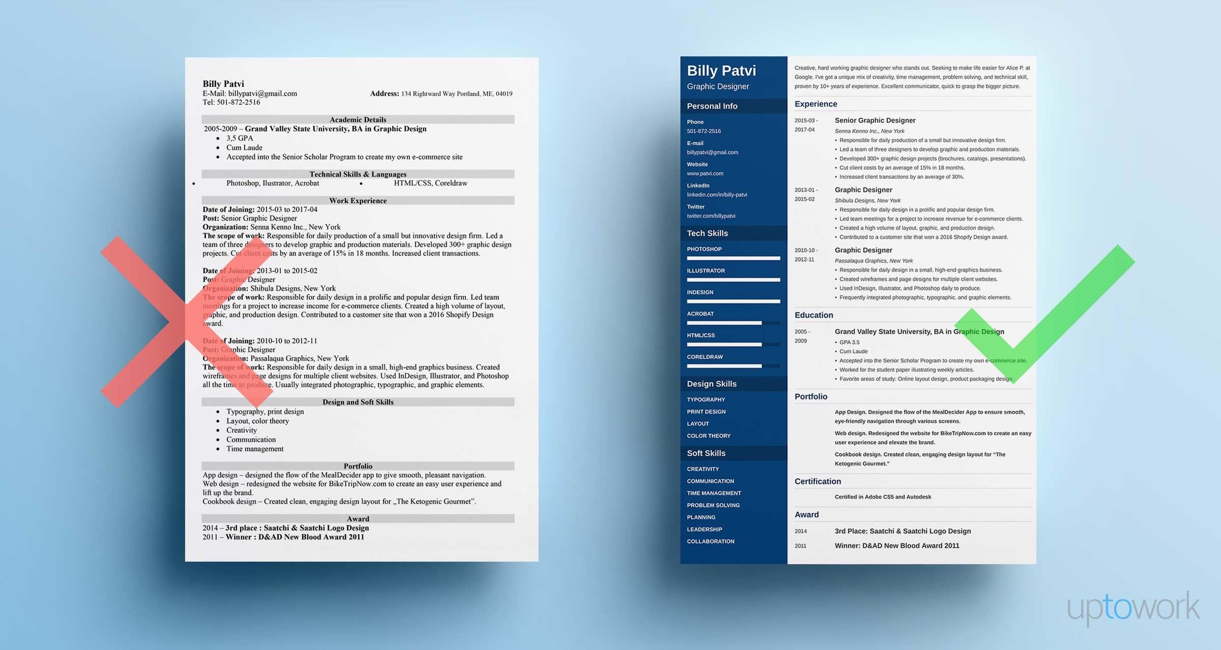 graphic designer resume examples and design tips for samples format insurance industry Resume Graphic Design Resume 2019