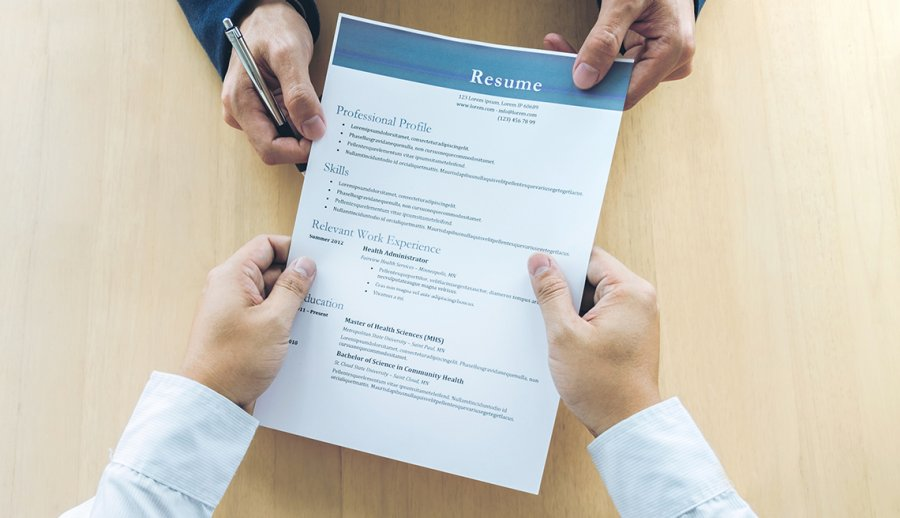 helpful tips on to age proof your résumé resume writing for older applicants people Resume Resume Writing Tips For Older Applicants