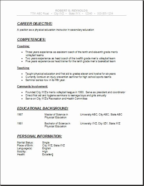 high school resume builder inspirational student examples for college good samples quick Resume High School Resume Builder For College