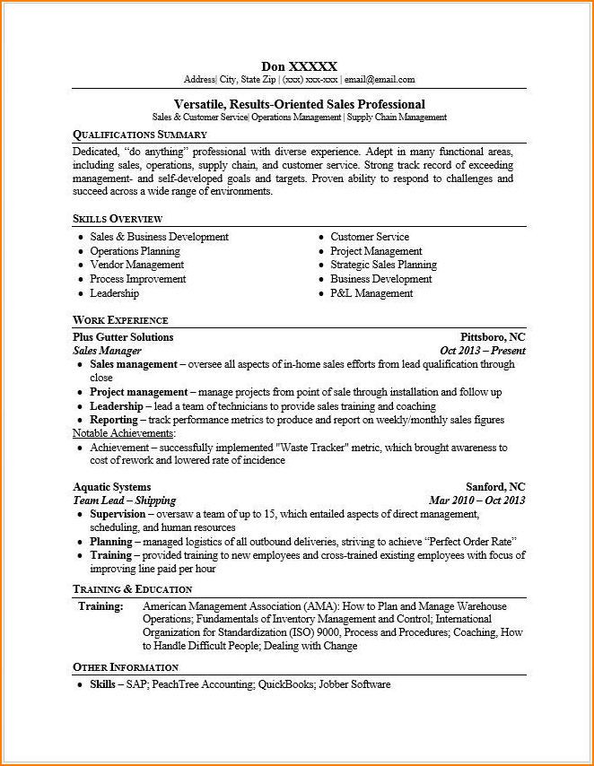 hybrid resume format example examples and free fillable templates hvac two sided Resume Resume Format And Examples