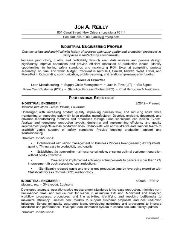 industrial engineer resume sample monster truck driver skills and abilities banquet Resume Industrial Engineer Resume