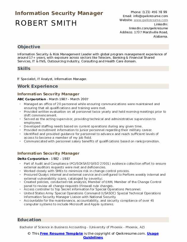 information security manager resume samples qwikresume corporate pdf low voltage Resume Corporate Security Manager Resume