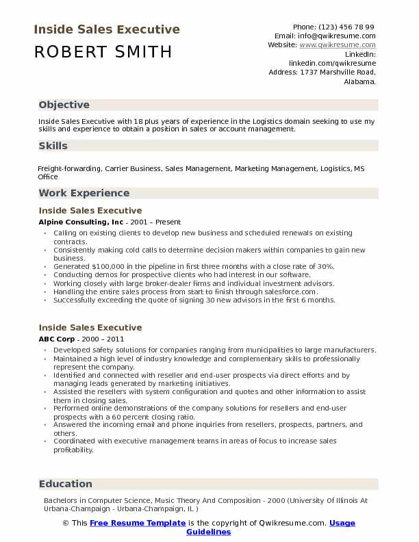 inside executive resume samples qwikresume examples pdf good simple format for Resume Executive Resume Examples