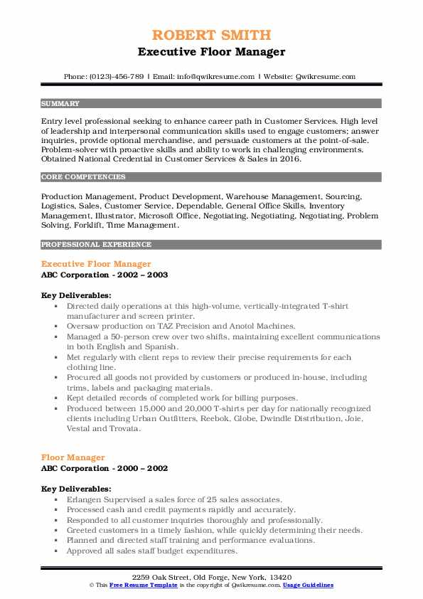 integrated logistics operations manager cv january resume floor pdf for scientist Resume Logistics Operations Resume