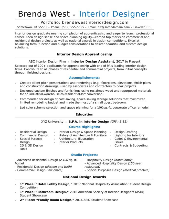 interior design resume sample monster format excel designer modern fonts cna without Resume Resume Format Excel Download