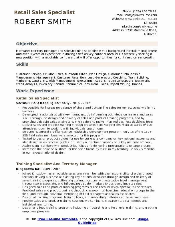 inventory manager resume of control specialist best retail samples free templates profile Resume Inventory Specialist Resume