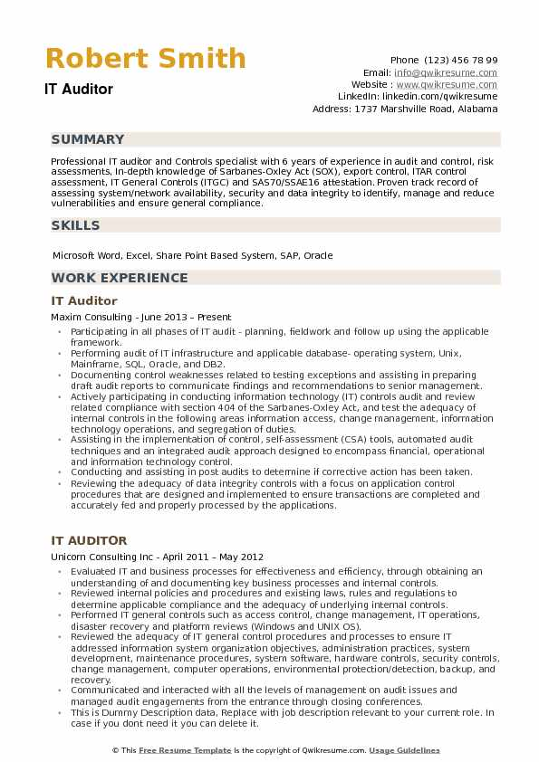 it auditor resume samples qwikresume career objective for pdf office manager duties Resume Career Objective For Auditor Resume