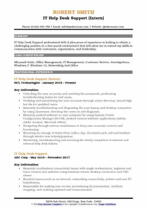 it help desk support resume samples qwikresume pdf additional skills sample licensed Resume Help Desk Support Resume