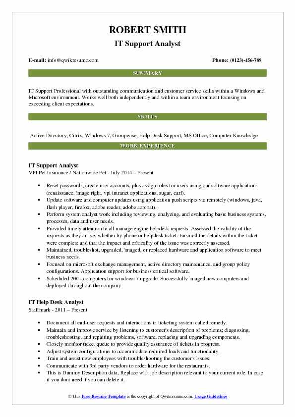 it support analyst resume samples qwikresume system pdf medical school application Resume System Support Analyst Resume