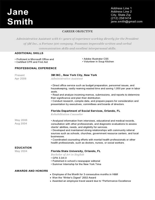 jaw dropping microsoft word cv templates free to executive resume template pantheon black Resume Executive Resume Template Word
