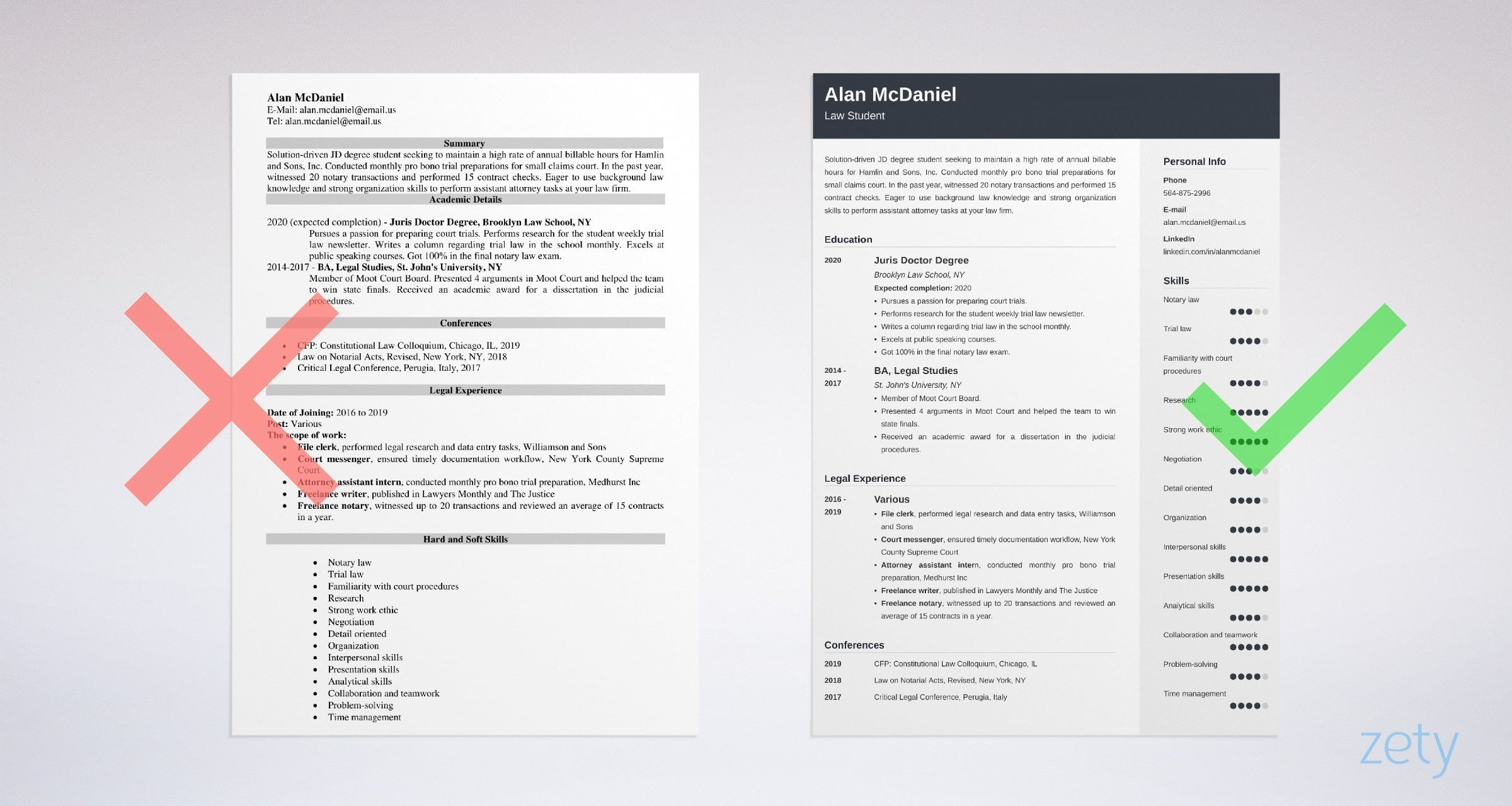 law student resume with no legal experience template intern sample example Resume Legal Intern Resume Sample
