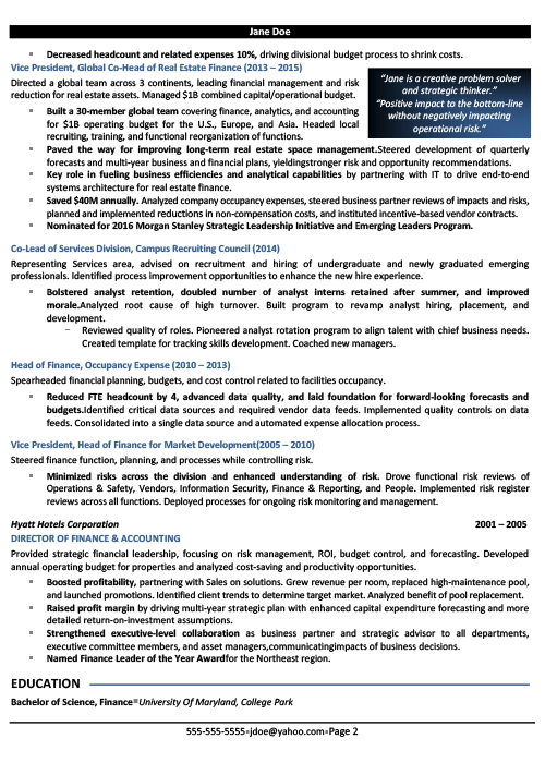 level resume chief of staff cos icareersolutions job page2 business transformation sample Resume Chief Of Staff Job Resume