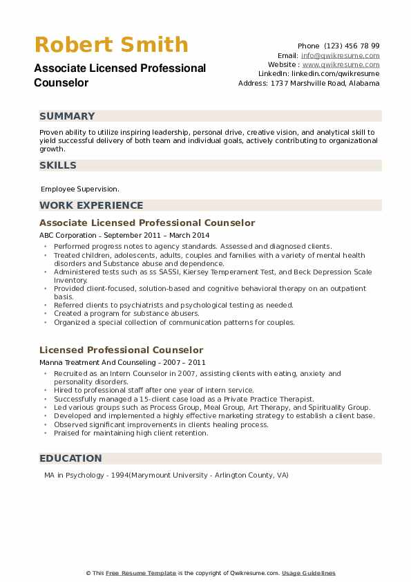 licensed professional counselor resume samples qwikresume pdf colorful template server Resume Licensed Professional Counselor Resume