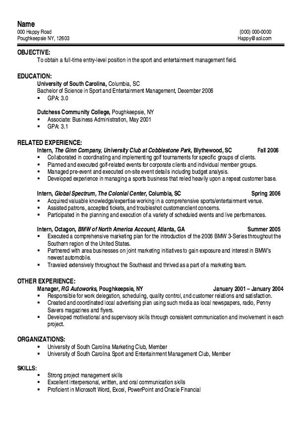 live center resume wpawpartco cv template job samples bio data for marriage sports on Resume Sports On Resume Example